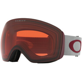 Oakley Flight Deck - Lunettes de protection - gris/rouge